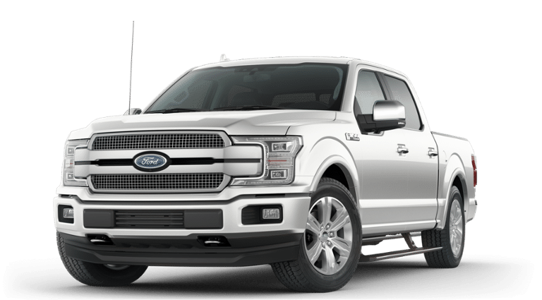 New Ford F-150 2019 Ford F-150 Platinum Truck For Sale in Russellville, AR